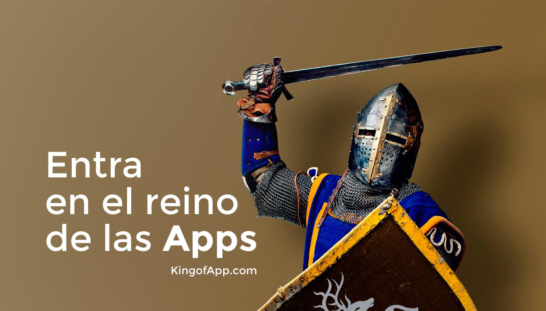 Tu App, por 25€ con King of App