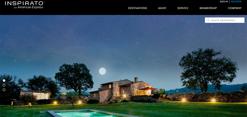 Inspirato, el Airbnb del lujo