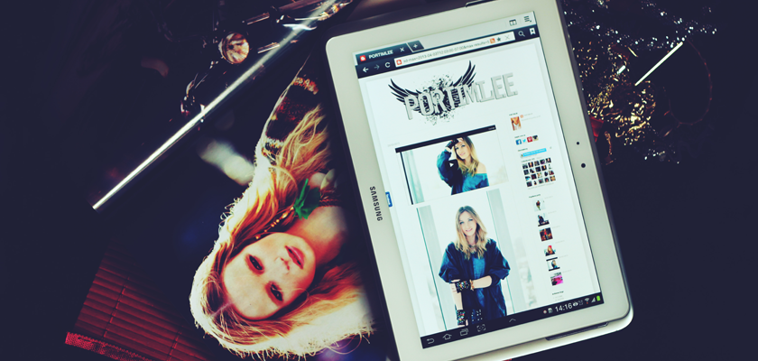 Sé expresivo: promociona tu blog en tu App