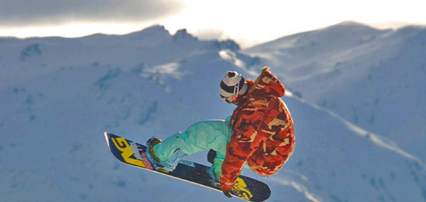 Todos a esquiar