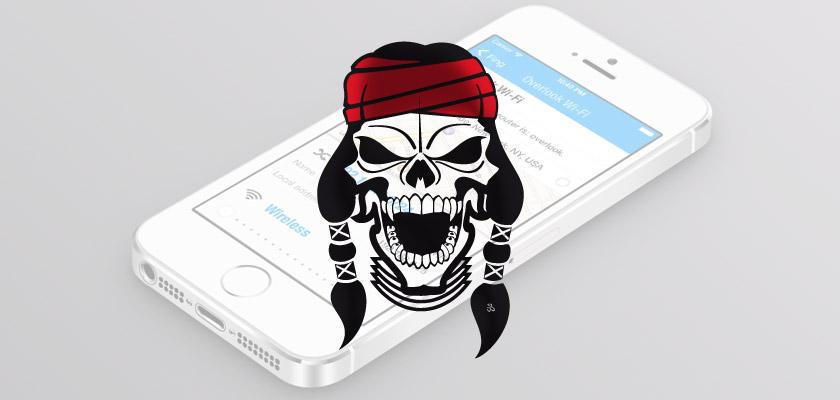 A la caza del pirata