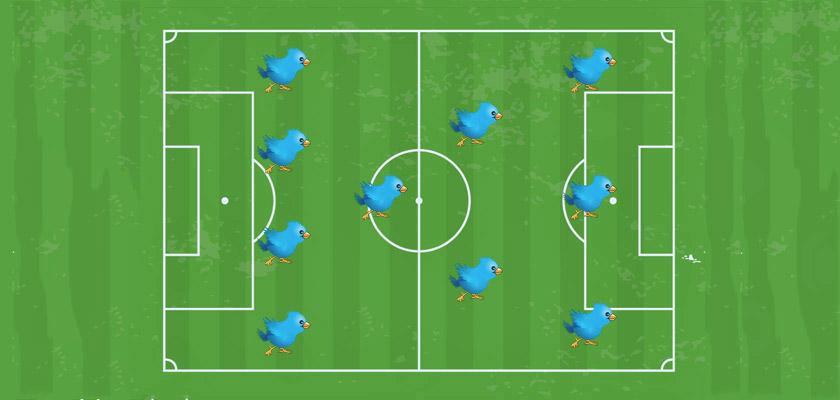 Fútbol y Twitter en una sola App