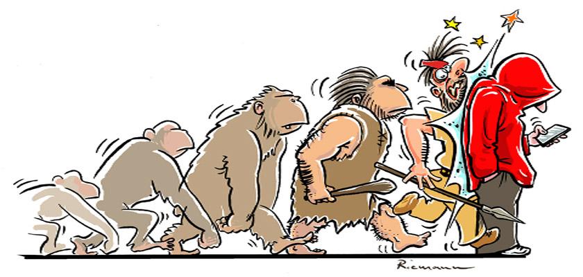 El móvil de Darwin