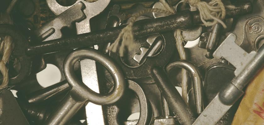 Las llaves siempre bajo control