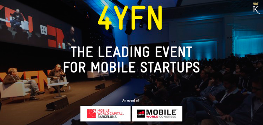 Nos vemos en el 4YFN del Mobile World Congress