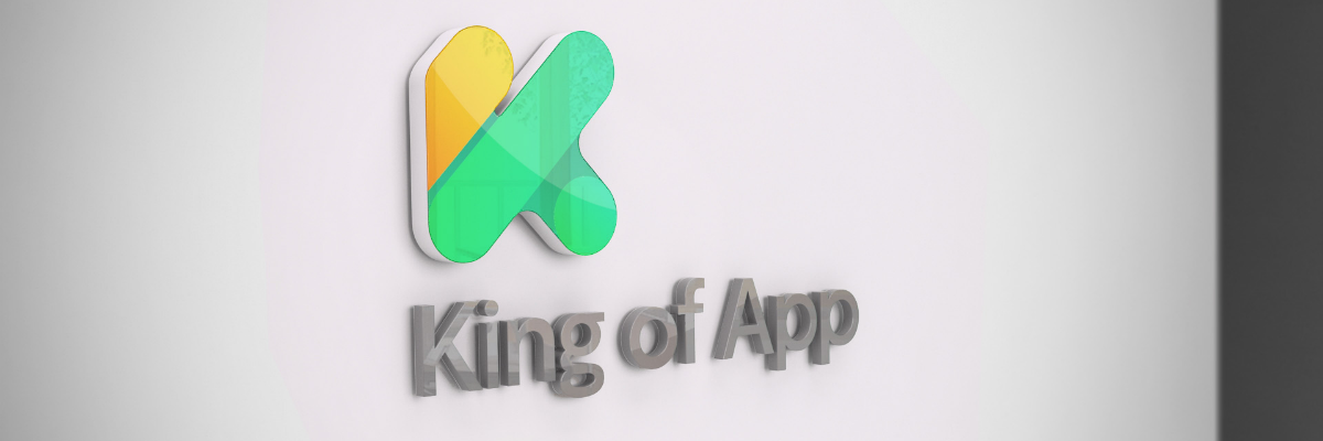 King of App Launches its Global Corporative Identity