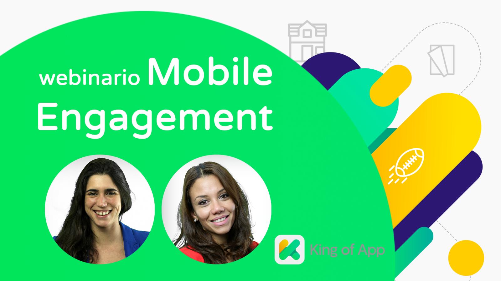 [WEBINARIO] ¿Cómo posicionar tu app y generar engagement con tus usuarios?