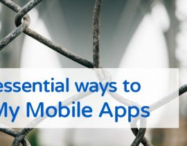 protect mobile apps