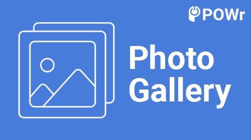 POWr Photo Gallery