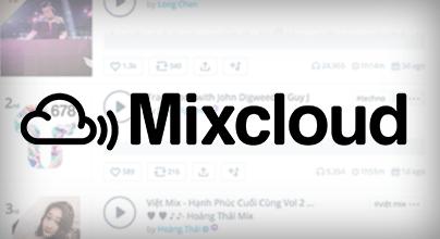 Oembed Mixcloud
