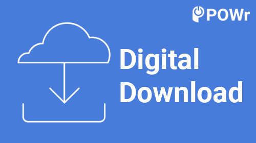 POWr Digital Download