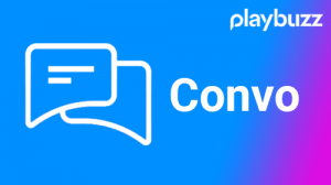 Playbuzz, Convo, Modulo