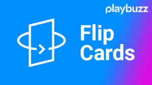 Playbuzz, Flip, Cards, Modulo