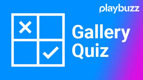 Playbuzz Gallery Quiz