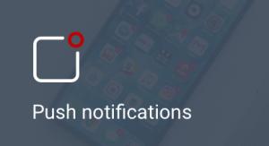 Koapp, Push, Notifications, Servicios