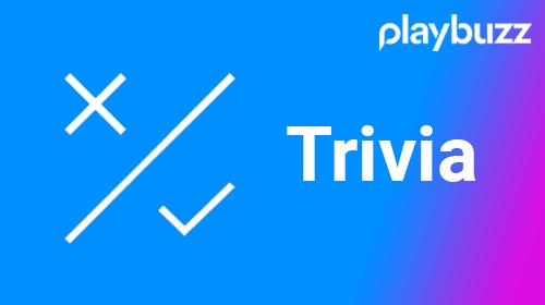 Playbuzz Trivia