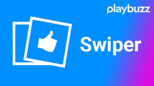 Playbuzz, Swiper, Servicio