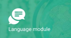 modulo, lengua
