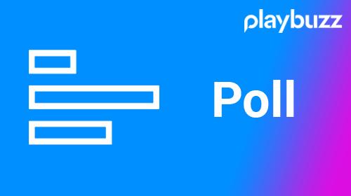 Playbuzz Poll