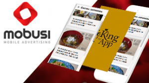Mobusi, Interstitial, Ads, Servicio