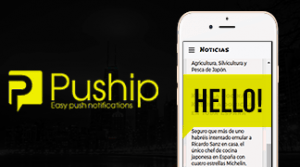puship, notifications, servicios