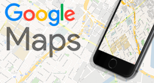 Google Maps, Módulo