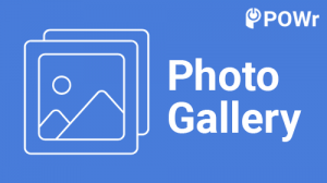 POWr, Photo, Gallery, Module