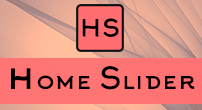 Home Slider, Módulo