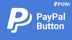 POWr, Paypal, Button, Module