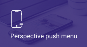 Perspective, Push, Menu, Plugin, Module