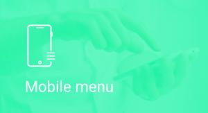 Mobile Menu, Module