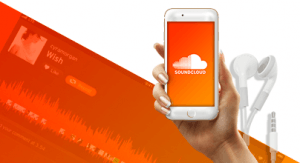 Soundcloud, módulo