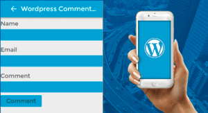 WordPress, Comment, Pro, Módulo