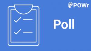 POWr, Poll, Modulo