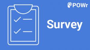 POWr, Survey, module