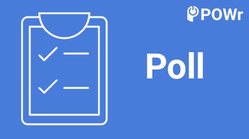 POWr Poll