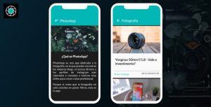 photoapp, template, plantilla