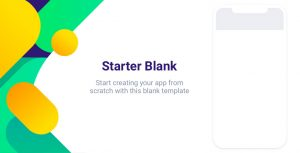 starter, blank, template