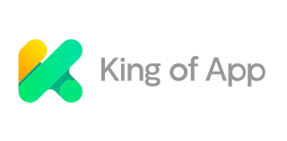 logo king of app